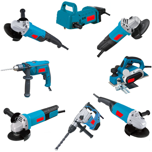 Power Tools & Machinery